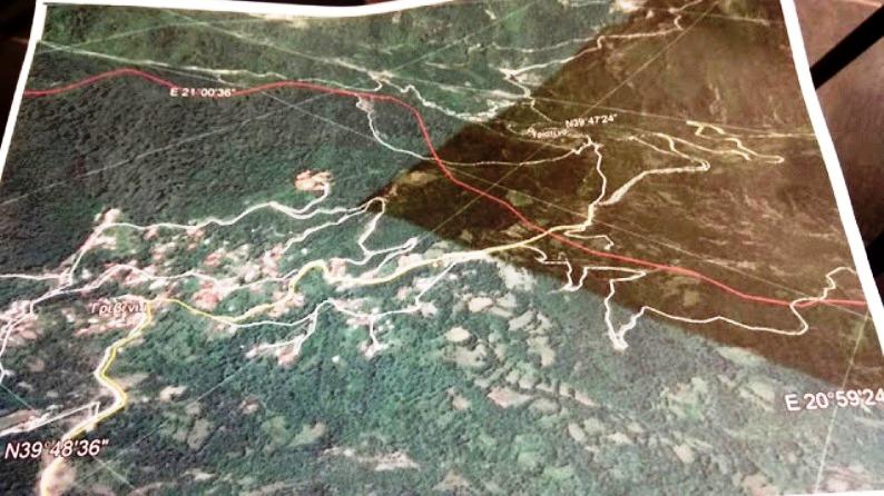 Επανεξέταση της χάραξης για τον αγωγό φυσικού αερίου ζητά ο Δήμαρχος Ζαγορίου