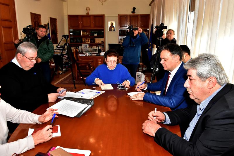 Δελτίο Τύπου: Προετοιμασία φακέλου για ένταξη του Ζαγορίου  στον Kατάλογο Πολιτιστικών τοπίων της UNESCO